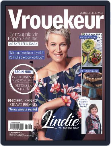 Vrouekeur (Digital) September 7th, 2018 Issue Cover