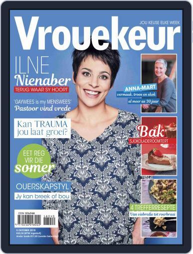 Vrouekeur (Digital) October 5th, 2018 Issue Cover
