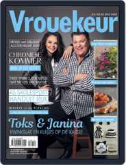 Vrouekeur (Digital) Subscription October 12th, 2018 Issue