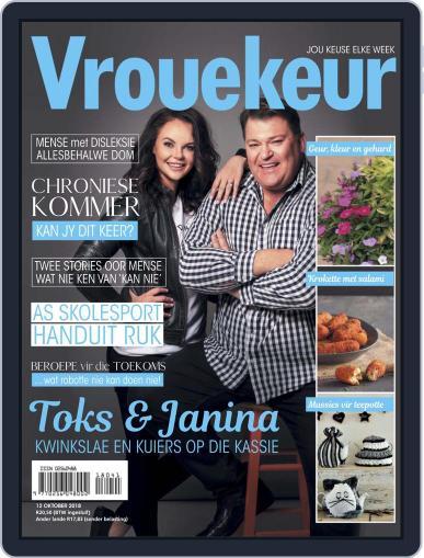 Vrouekeur (Digital) October 12th, 2018 Issue Cover