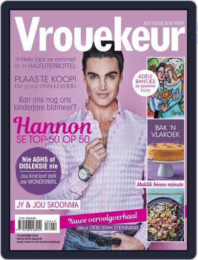 Vrouekeur (Digital) October 19th, 2018 Issue Cover