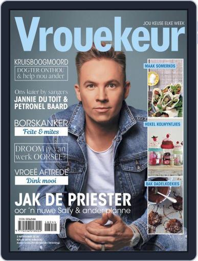 Vrouekeur November 2nd, 2018 Digital Back Issue Cover