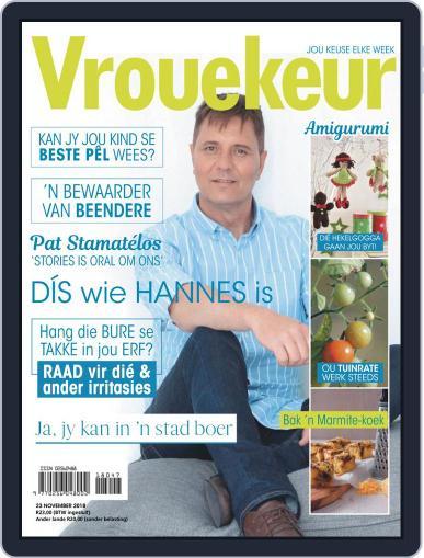 Vrouekeur (Digital) November 23rd, 2018 Issue Cover