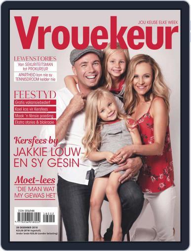 Vrouekeur (Digital) December 21st, 2018 Issue Cover