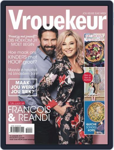 Vrouekeur (Digital) January 18th, 2019 Issue Cover