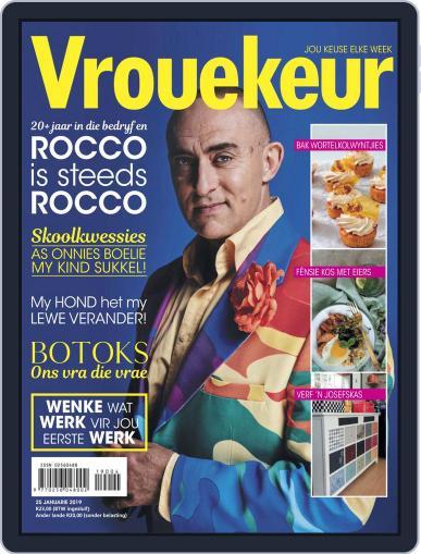 Vrouekeur (Digital) January 25th, 2019 Issue Cover