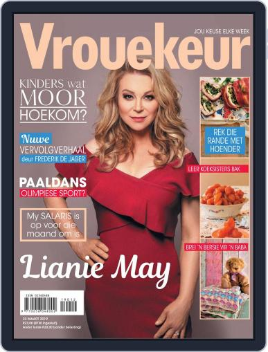 Vrouekeur (Digital) March 22nd, 2019 Issue Cover