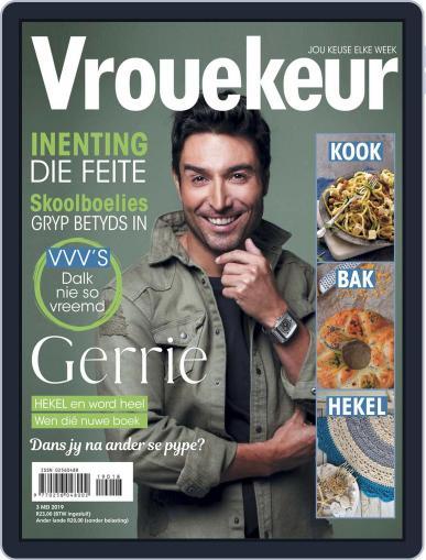 Vrouekeur May 3rd, 2019 Digital Back Issue Cover