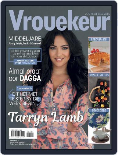 Vrouekeur May 24th, 2019 Digital Back Issue Cover