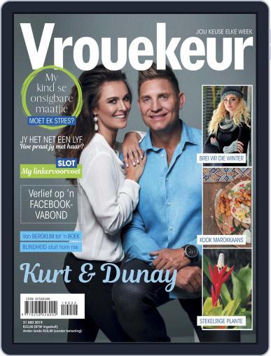 Vrouekeur (Digital) May 31st, 2019 Issue Cover