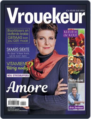 Vrouekeur (Digital) June 14th, 2019 Issue Cover