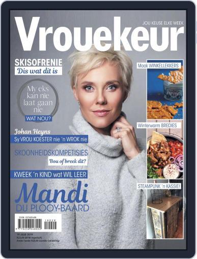 Vrouekeur (Digital) July 19th, 2019 Issue Cover