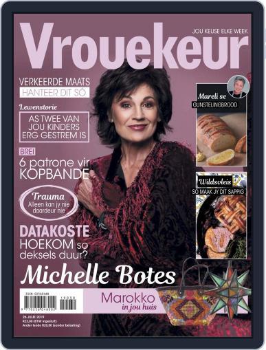 Vrouekeur (Digital) July 26th, 2019 Issue Cover