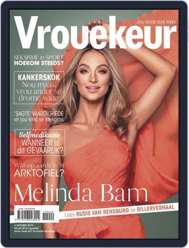 Vrouekeur (Digital) October 4th, 2019 Issue Cover