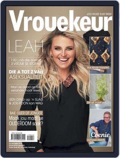 Vrouekeur (Digital) October 25th, 2019 Issue Cover