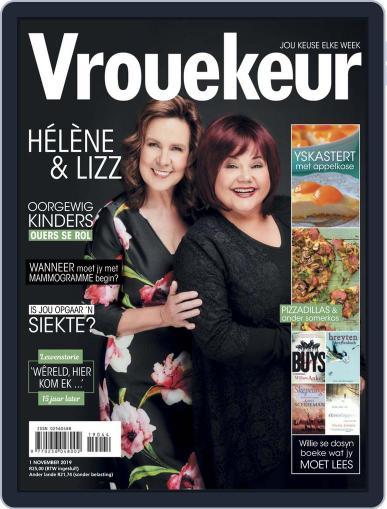 Vrouekeur (Digital) November 1st, 2019 Issue Cover