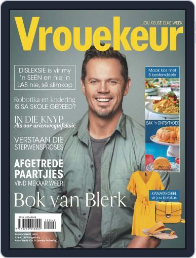 Vrouekeur (Digital) November 15th, 2019 Issue Cover