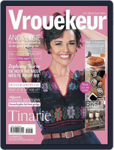 Vrouekeur (Digital) November 22nd, 2019 Issue Cover