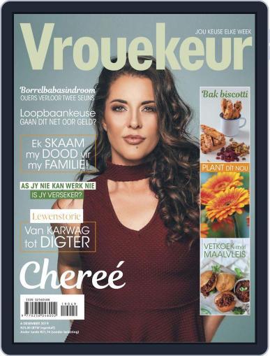 Vrouekeur (Digital) December 6th, 2019 Issue Cover
