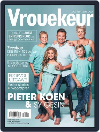 Vrouekeur (Digital) December 27th, 2019 Issue Cover