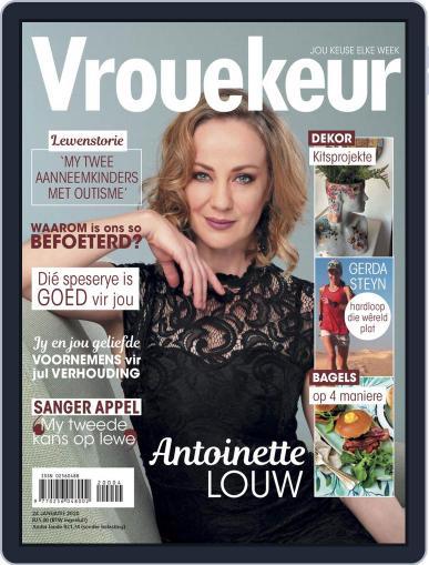 Vrouekeur (Digital) January 24th, 2020 Issue Cover