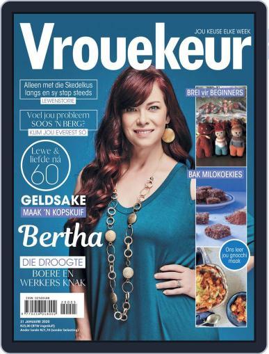 Vrouekeur (Digital) January 31st, 2020 Issue Cover