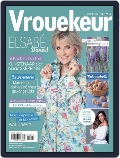 Vrouekeur (Digital) February 28th, 2020 Issue Cover