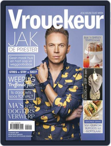 Vrouekeur (Digital) March 13th, 2020 Issue Cover