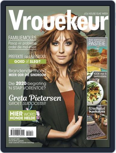Vrouekeur (Digital) March 20th, 2020 Issue Cover