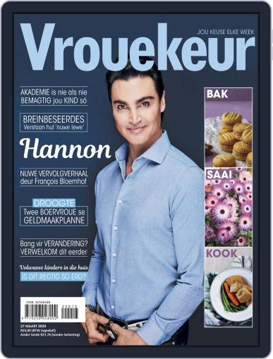 Vrouekeur (Digital) March 27th, 2020 Issue Cover