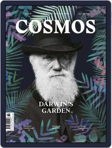 Cosmos May 25th, 2016 Digital Back Issue Cover