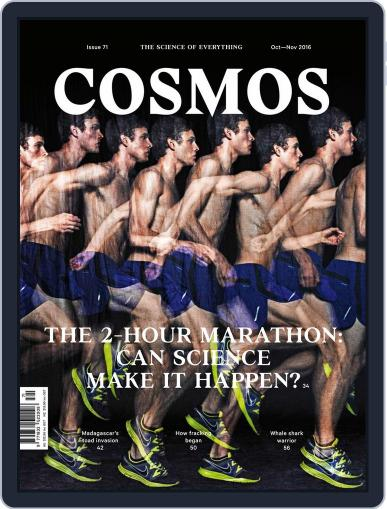 Cosmos (Digital) October 1st, 2016 Issue Cover