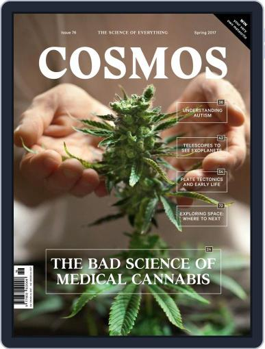 Cosmos October 1st, 2017 Digital Back Issue Cover