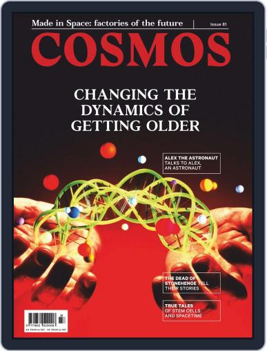 Cosmos January 1st, 2019 Digital Back Issue Cover