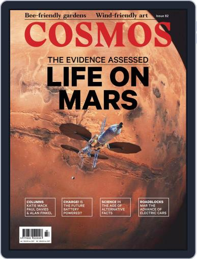 Cosmos March 1st, 2019 Digital Back Issue Cover