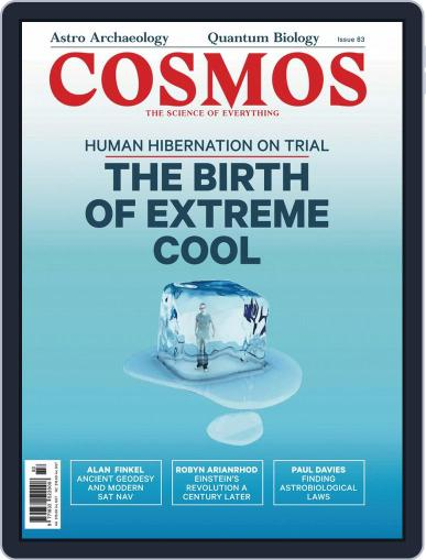 Cosmos (Digital) June 1st, 2019 Issue Cover