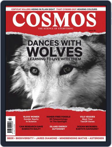 Cosmos (Digital) September 1st, 2019 Issue Cover
