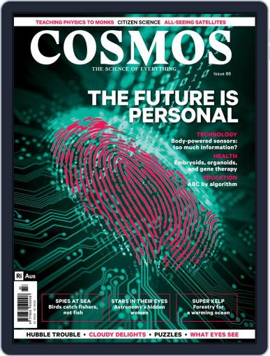 Cosmos (Digital) March 1st, 2020 Issue Cover