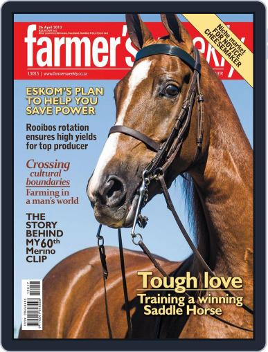 Farmer's Weekly (Digital) April 21st, 2013 Issue Cover