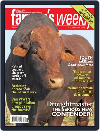 Farmer's Weekly (Digital) May 26th, 2013 Issue Cover