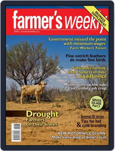 Farmer's Weekly (Digital) February 3rd, 2014 Issue Cover
