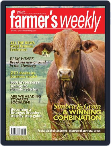 Farmer's Weekly April 28th, 2014 Digital Back Issue Cover