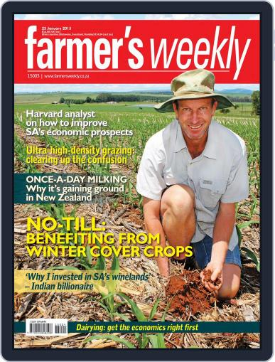 Farmer's Weekly January 19th, 2015 Digital Back Issue Cover