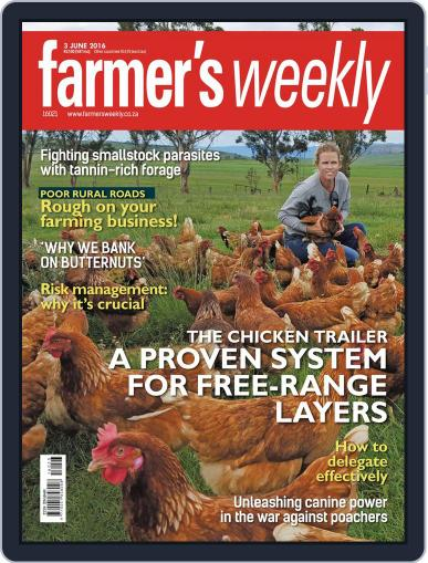 Farmer's Weekly (Digital) May 30th, 2016 Issue Cover