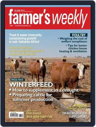 Farmer's Weekly June 20th, 2016 Digital Back Issue Cover
