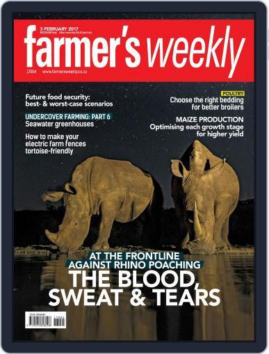 Farmer's Weekly (Digital) February 3rd, 2017 Issue Cover