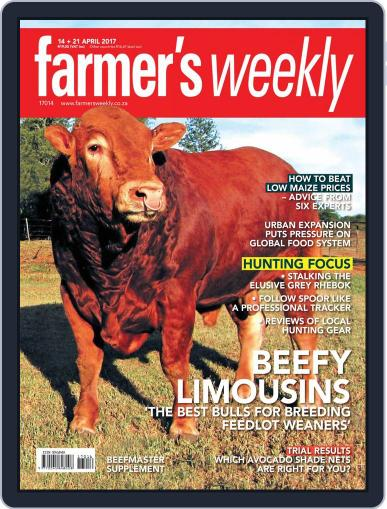 Farmer's Weekly April 21st, 2017 Digital Back Issue Cover