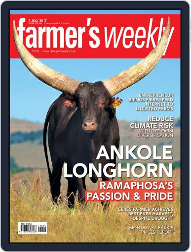Farmer's Weekly (Digital) July 7th, 2017 Issue Cover