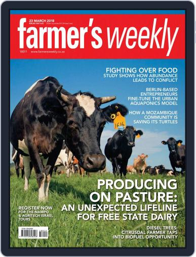 Farmer's Weekly March 23rd, 2018 Digital Back Issue Cover