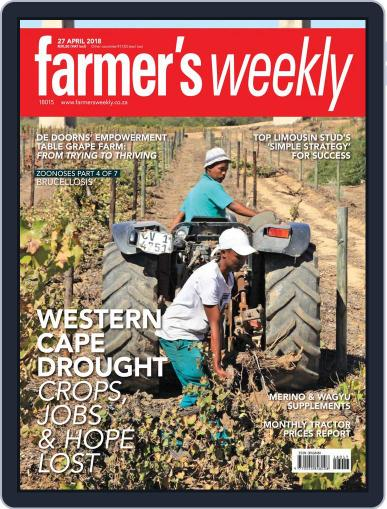 Farmer's Weekly April 27th, 2018 Digital Back Issue Cover